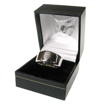Arsenal Band Ring Medium